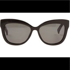 HOUSE OF HARLOW black cat eye Linsey sunglasses